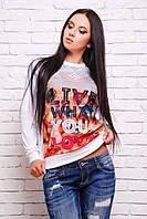 "Donna-M Свитшот ""Sweatshirt"" KF-1288d"