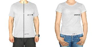 Определитель размера футболки
