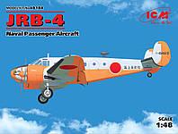 Пассажирский самолет JRB-4  1/48