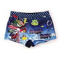 Плавки для плавания детские Angry Birds - №2070