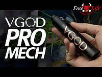 Мехмод VGOD Pro + VGOD TrickTank Pro - RDTA Kit (Копия), фото 1