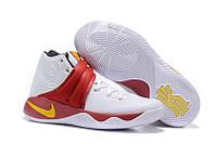 Баскетбольные кроссовки Nike KYRIE 2 White Red