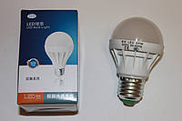 Лампа LED 3W E27 холодный