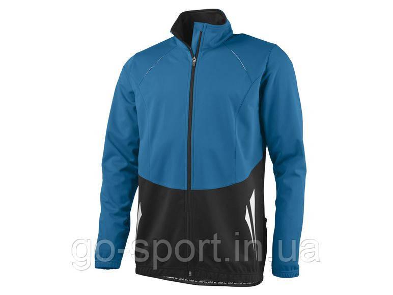 CRIVIT Мужская куртка Softshell, велокурточка