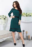 Платье Лиана зеленое, фото 1