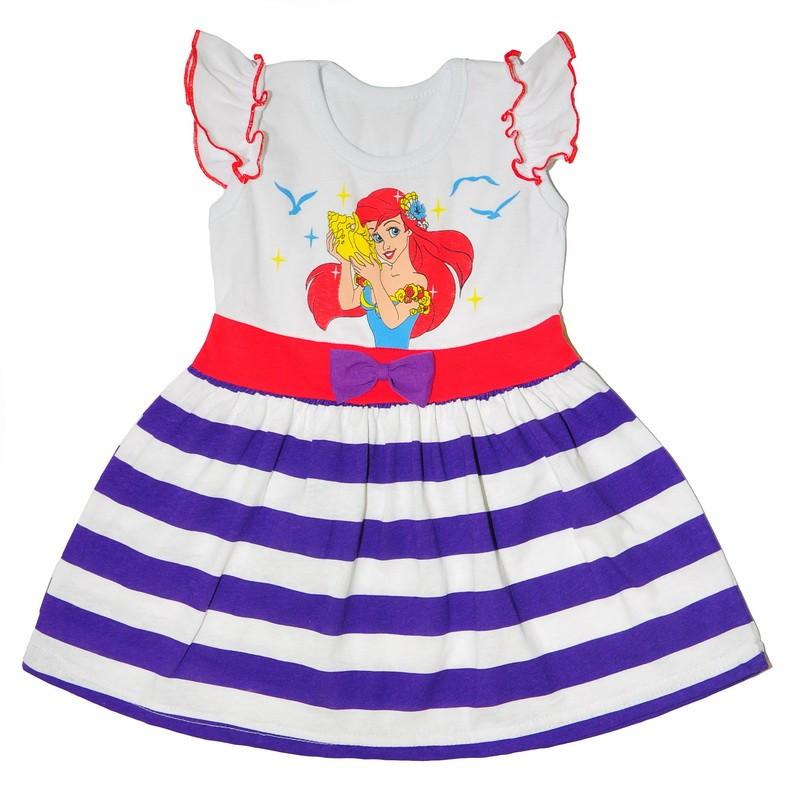 f5e4ef2ba7bfd9f Летнее Платье на девочку Принцесса (86, 98 см) по приятной цене с ...