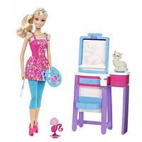 Barbie Барби я могу быть Учитель рисования I Can Be Art Teacher Doll Playset ВВ6933