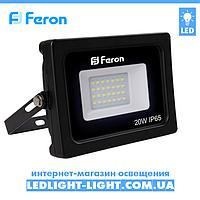 Светодиодный прожектор Feron LL-520 20W