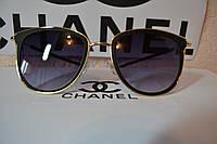 Солнцезащитные очки, цвет черный