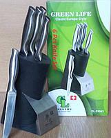Набор ножей 6пр. Green Life 0065