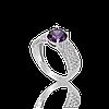 Серебряное кольцо  глория 925 пробы