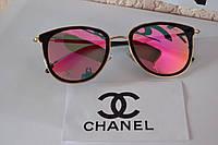 Солнцезащитные очки, цвет розовый