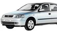 Защита двигателя на Opel Astra G (1997-2008)