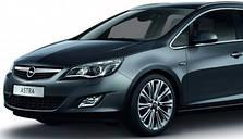 Защита двигателя на Opel Astra J (с 2009---)