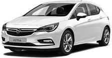 Защита двигателя на Opel Astra K (с 2015---)