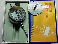 Цифровой индикатор часового типа ИЧЦ 0-25,4 мм (0,01 мм) с ушком, фото 1