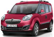 Защита двигателя на Opel Combo D (2012-2018)