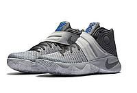 Баскетбольные кроссовки Nike KYRIE 2 Wolf Grey Omega, фото 1