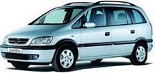 Защита двигателя на Opel Zafira A (1999-2005)