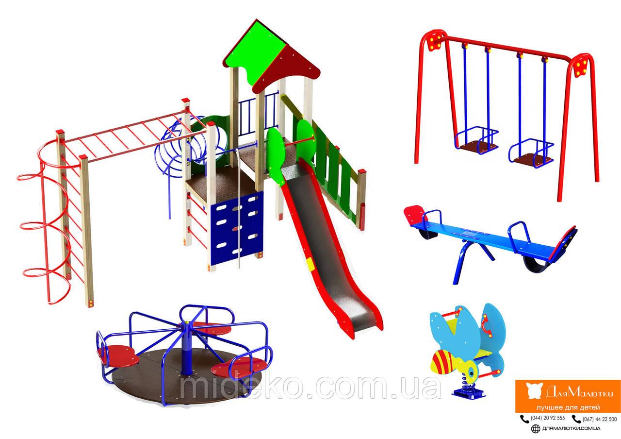 Детская игровая площадка 3310