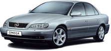 Защита двигателя на Opel Omega B (1993-2003)