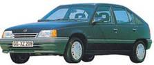 Защита двигателя на Opel Kadett (1984-1991)