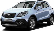 Защита двигателя на Opel Mokka (c 2012--)
