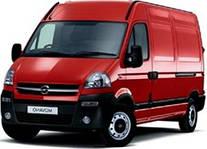 Защита двигателя на Opel Movano (1998-2010)
