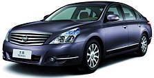Защита двигателя на Nissan Teana (c 2008---)