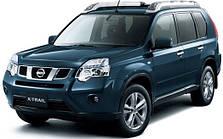 Защита двигателя на Nissan X-Trail T31 (2007-2014)
