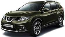 Защита двигателя на Nissan X-Trail T32 (с 2014---)