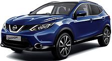 Защита двигателя на Nissan Qashqai (с 2014---)