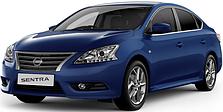 Защита двигателя на Nissan Sentra (с 2014---)