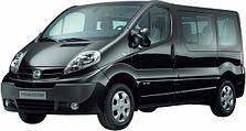 Защита двигателя на Nissan Primastar (с 2001---)