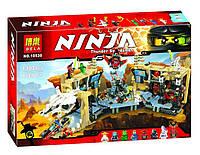 Конструктор Ninja «Хаос в X-пещере Самураев»