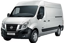 Защита двигателя на Nissan NV400 (с 2010---)