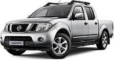 Защита двигателя на Nissan Navara (c 2005--)