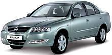 Защита двигателя на Nissan Almera B10 Classic (с 2006--)