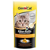 GimCat Kase-Rollis Multi-Vitamin витаминизированные сырные ролики с мультивитаминным комплексом для кошек, 40г