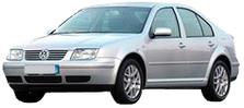 Защита двигателя на Volkswagen Bora (1998-2005)