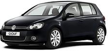 Защита двигателя на Volkswagen Golf 5 (2003-2008)