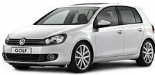 Защита двигателя на Volkswagen Golf 6 (2008-2012)