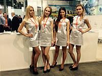 Девушки на выставку Киев