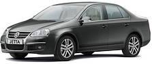 Защита двигателя на Volkswagen Jetta (2005-2010)