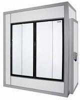 Холодильная камера POLAIR (ПОЛАИР) со стеклянным фронтом КХН - 4,41