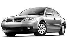 Защита двигателя на Volkswagen Passat B-5 (1996-2005)