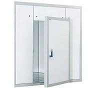 Дверной блок POLAIR (ПОЛАИР) с контейнерной дверью 80/100 мм 1354*2000, фото 1