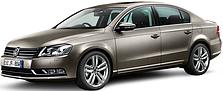 Защита двигателя на Volkswagen Passat B-7 (2010-2015)
