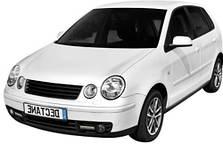 Защита двигателя на Volkswagen Polo (2001-2009)