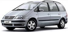 Защита двигателя на Volkswagen Sharan (1995-2010)
